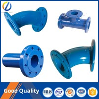 Double tenth shopping day ductile iron valve fittings expansion dismantling joint