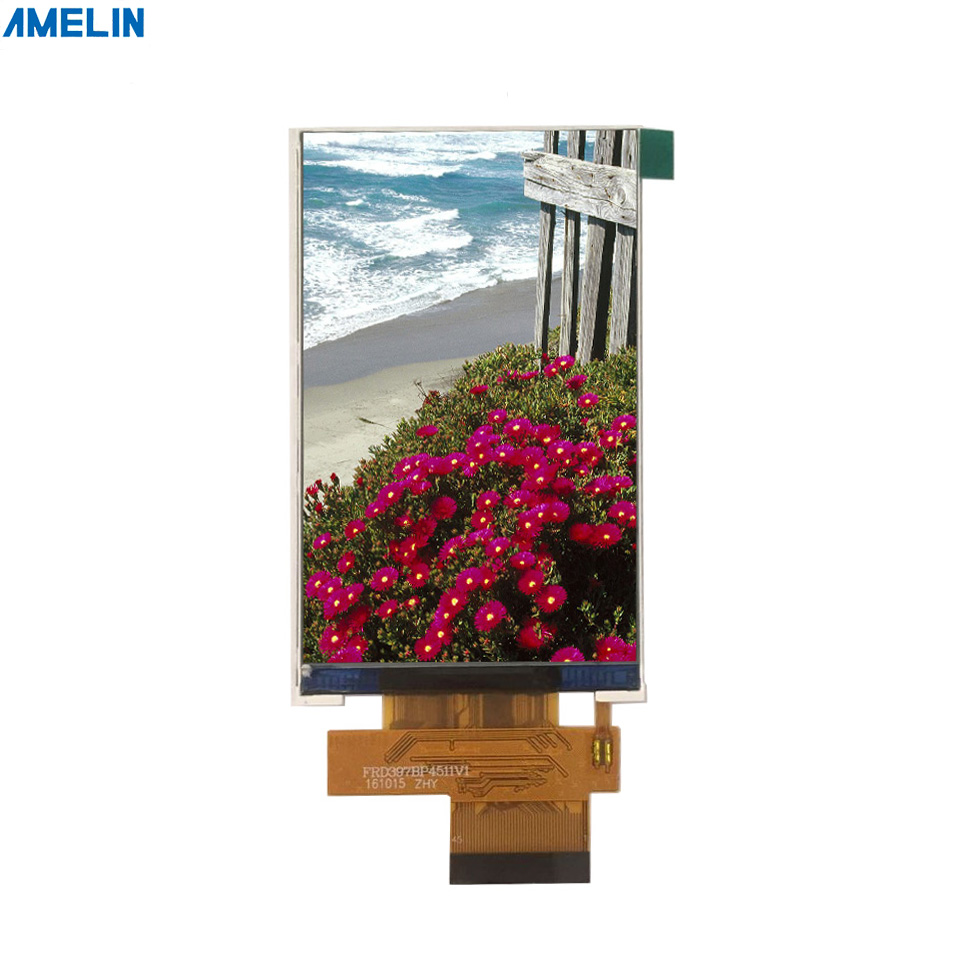 4 inch 480*800 IPS TFT LCD Module screen for Portable multimedia device