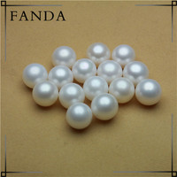 Loose pearls wholesale/ 8-9mm AAA+ round freshwater pearls