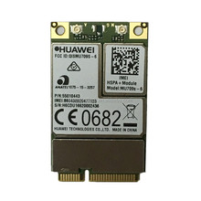 Huawei hspa+ MU709S-6 low price mini pci-e 3g card gsm/gprs/edge module