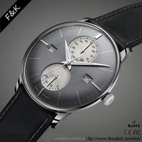 stainless steel japan movement OEM quartz chronograph watch vd53
