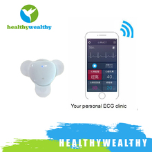 Healthywealthy latest Mobile ECG for Apple and Android devices
