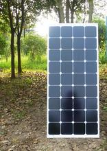 Made in china mono&poly solar panel 100w 150w 200w 250w 300w solar panel flexible solar panel TUV CE CEC ROHS certificate