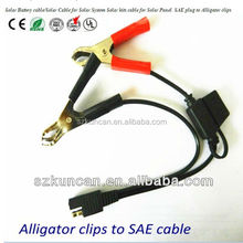 factory best sale battery clips alligator clamps crocodile clip welcome OEM,ODM