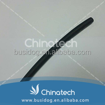 Hot sale 4:1 ratio insulation type 6mm black heat shrink tube
