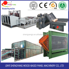 automatic wood lathe machine/plywood production line