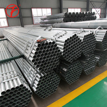 12 culvert astm a120 steel pipe pre Galvanized tube