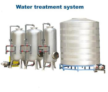 Mineral/Pure water purification system