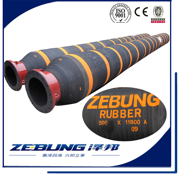 floating dredge pipe and floating oil hose