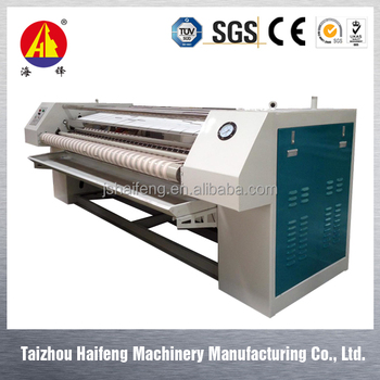 Electric or Steam Roller Gas flatwork ironer