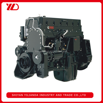 M11-420 Diesel Engine Assembly