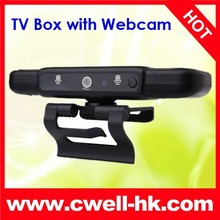 Webcam Camera Allwinner A31s Quad Core Dual Mic Dual Speaker smart tv box