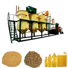 rice bran oil making machine/screw oil press/oil press machine making olive oil