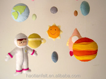 Baby Crib Mobile Astronaut E Universe Nursery Quot
