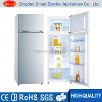 white top/bottom freezer double door refrigerator freezer combi price