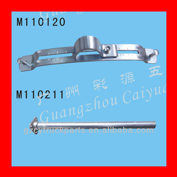 Truck Body Part Adjustable Mudguard Support Wing Holder