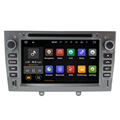touch screen car dvd player for peugeot android 5.1 peugeot 408 navigation multimedia system fm radio