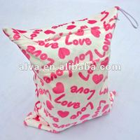 Alva Printed Baby Girl Wet Bags with Zippers, Waterproof & Light in Weight