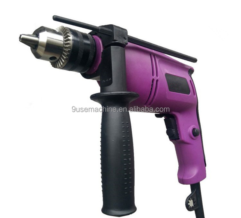 Electric Hammer Drill Multifunction Puncher Electric Screwdriver Tools Drill Shock Taladro Inalambrico Elektrikli Matkap
