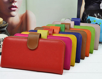 Fashion trends new design beautiful girls little bags clutch/women wallets coin holder ladies wallet purses