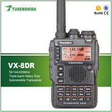 Japan YAESU VX-8DR Mobile military two way radio Dual Band Radio yaesu mobile radio 0.5-999MHz yaesu walkie talkie