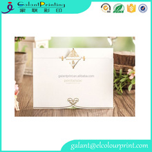 Colorful wedding invitation card, envelopes, seals, personalized printing