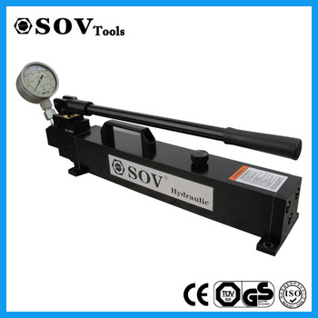 Hydraulic Hand Pumps Ultra High Pressure Operated With