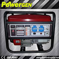 Made in China home use portable gasoline generator portable digital inverter generator 3.5kw