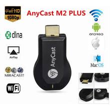 M2 TV Stick Full HD 1080P Miracast DLNA Airplay WiFi Display Receiver Dongle android tv box 1 ASK M2