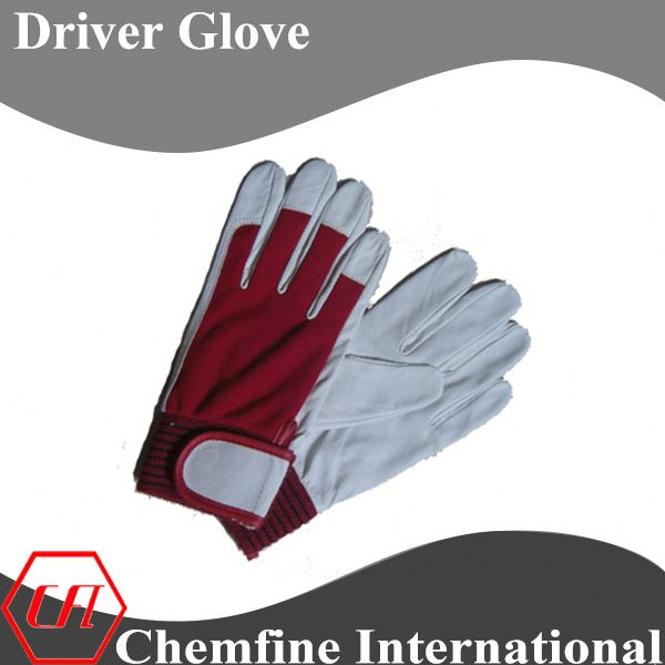 leather driver glover