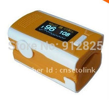 2014 HOT SALE FINGER TIP PULSE OXIMETER HOME USE PULSE OXIMETER