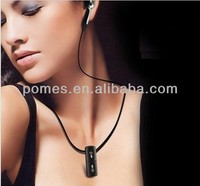 touch necklace mp3, portable necklace MP3, Fashion MP3 Player