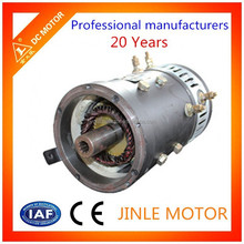 2.2kw 24V DC motor with brush