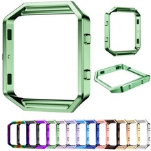 New Metal Frame Stainless Steel Replacement Watch Frame Holder <strong>Case</strong> for Fitbit Blaze