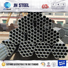 oil drill stainless steel pipe Bs 1387 galvanized steel pipe temporary building materials