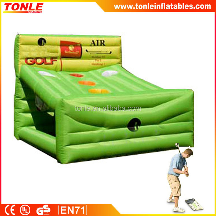 Backyard Inflatable Golfing, Inflatable Mini Golf Games, Inflatable Air Target for sale