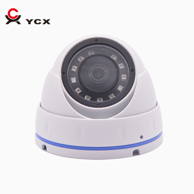 top <strong>10</strong> cctv camera factory China 5mp ahd/cvi/tvi 4 in 1 camera mini dome fixed lens <strong>security</strong> cctv