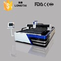 500w / 1000w stainless steel fiber laser cutting machine for sheet metal processing
