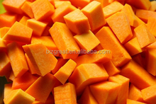 Supply good quality Pumpkin Diced IQF for sale