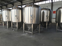arc argon welding Processing fermenter tank