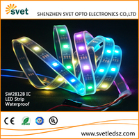 High Density RGB LED Strip WS2812 WS2811 Pixel LED Lights for Christmas Tree Lights