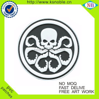 Wholesale Round 3D Custom Patches For