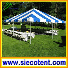 Waterproof Fireproof PVC Outdoor / Garden Gazebo Tent For Sale