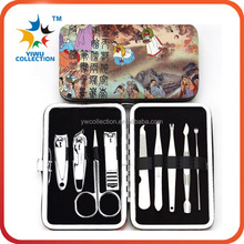 Good quality nail buffer manicure set
