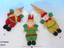 More Popular Felt Christmas Elf Ornaments