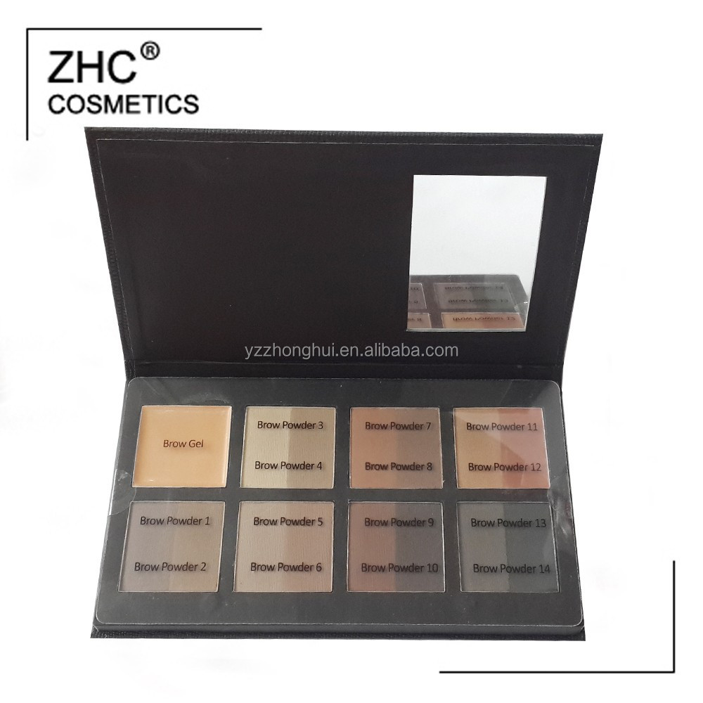 CC30397 14c brow powder with cardboard packing