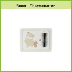 Custom Souvenir Fridge Magnet with Thermometer