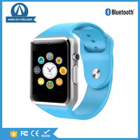 smartwatch phone android A1 mtk6261 smart wrist watch