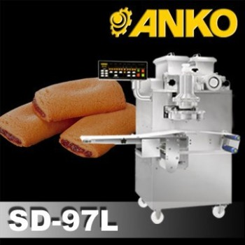 Anko Factory Small Moulding Forming Processor Fruit Bar Machine