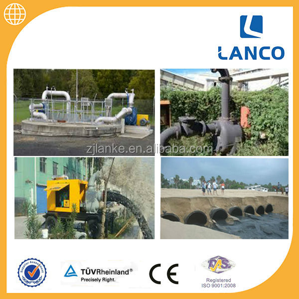 Lanco Brand High Quality 4 Inch Self Priming Chemical Pump